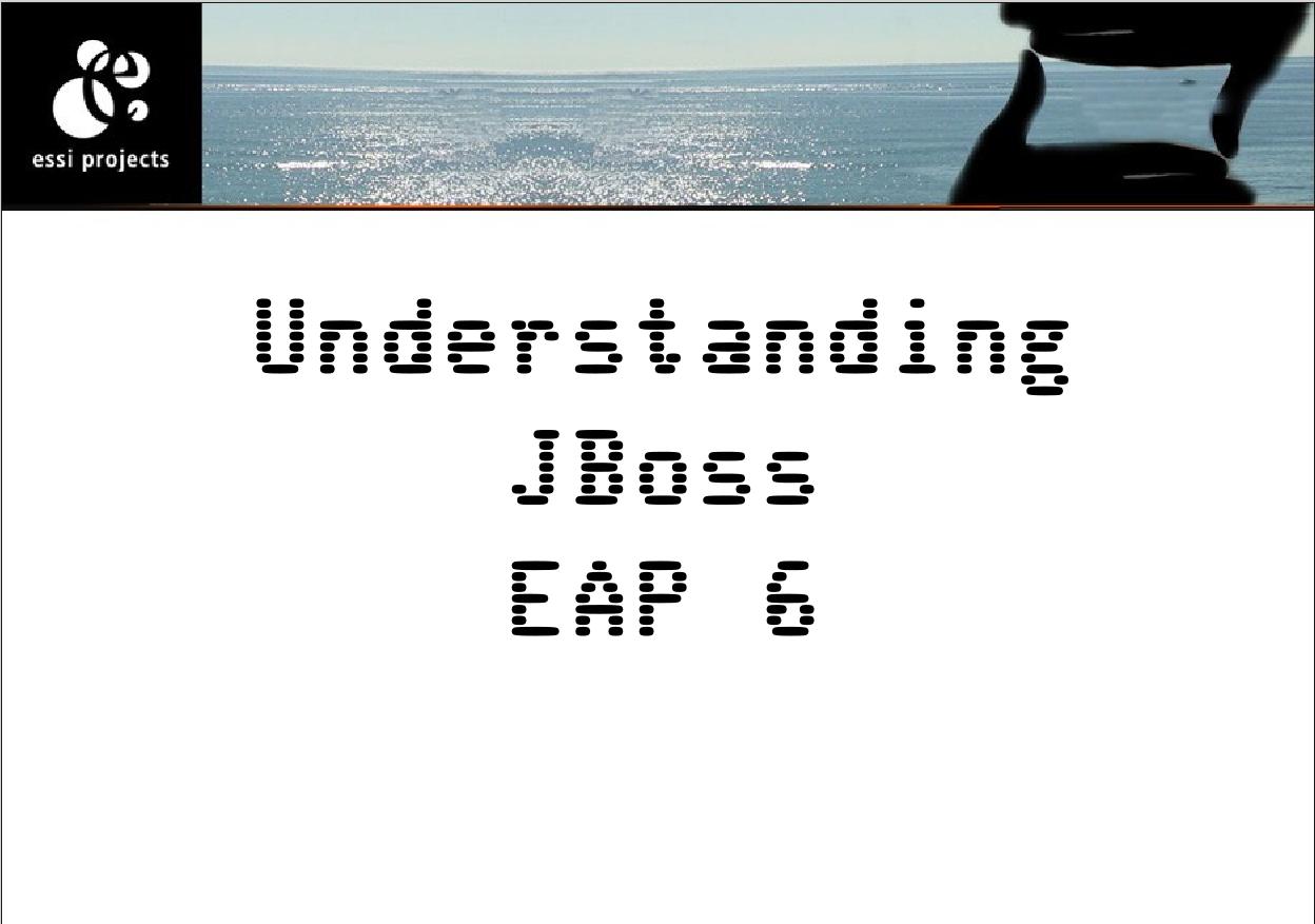 Tutorial de introducción a la configuración de JBoss EAP6